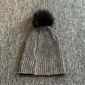 Lane Bryant Pom Hat